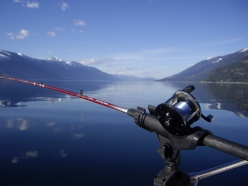 A Day of Fishing on Kootenay Lake